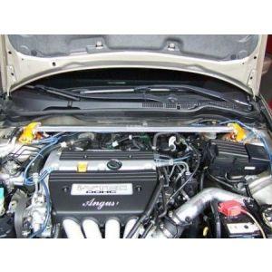Summit Vorne Domstrebe Orange Aluminium Honda Accord-42001