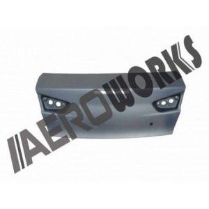 AeroworkS Heckklappe Carbon Mitsubishi Lancer Evolution-30649