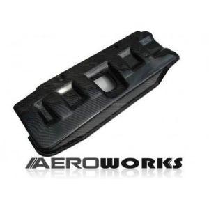 AeroworkS Motorverkleidung Carbon Honda Civic-30560