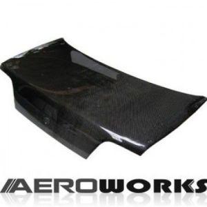 AeroworkS Heckklappe Carbon Nissan Skyline-30591