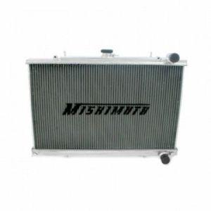 Mishimoto Kühler Silber Aluminium Nissan Skyline-39303