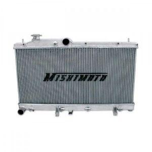 Mishimoto Kühler Silber Aluminium Subaru Impreza-39306