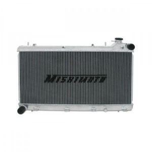 Mishimoto Kühler Silber Aluminium Subaru Impreza-39304