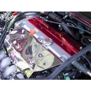 Injen Ansaugbrückenverkleidung Machined Honda Civic,Integra-37980