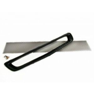 ABS Dynamics Grill Type R Style With Mesh Schwarz ABS Plastik Honda Civic Facelift-30293