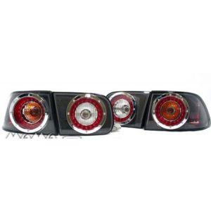 DEPO Rücklicht LED Klares Glas Honda Civic-36454