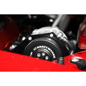 Kraftwerks Riemenscheibe Tooth Drive Crank 110mm-57608