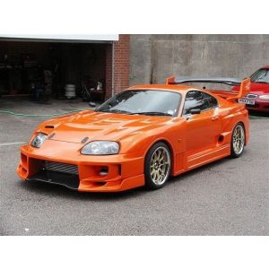 Chargespeed Widebody Kit Super GT Style Polyester Toyota Supra-34638
