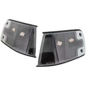 Sonar Kurven Schwarzes Gehäuse Honda CRX Pre Facelift-35093