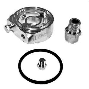 D1 Spec Adapterring Type 1 Öldruck und Temperatur Sensor Aluminium-35426