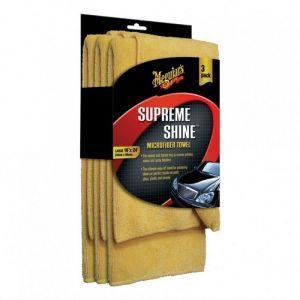 Meguiars Mikrofaser Supreme Shine-39086