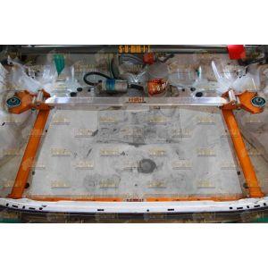 Summit Hinten Domstrebe Square Trunk Orange Aluminium Honda Civic-42048