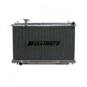 Mishimoto Kühler Silber Aluminium Nissan 350Z-42892