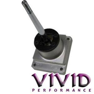 Vivid Schaltwegverkürzung Poliert Aluminium Nissan S13,S14-40781