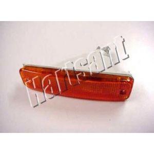 TYC Blinker Chrom Gehäuse Oranges Glas Honda Civic,CRX,Shuttle Pre Facelift-45498