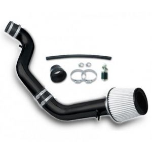 SK-Import Cold Ansaugrohr Schwarz Aluminium Honda Prelude-46815