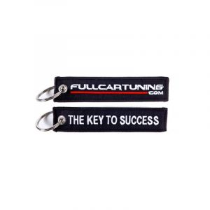 Fullcartuning Schlüsselanhänger JDM Style The Key to Succes Schwarz-47227