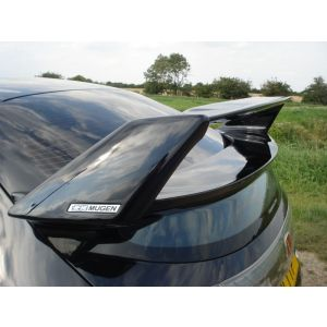 SK-Import Hinten Spoiler Mugen 2-level Adjustable Blade Glasfaser Honda Civic-57691