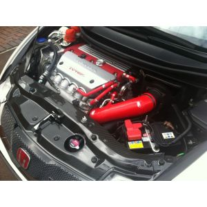 SK-Import Luftleitblech Carbon Honda Civic-57708