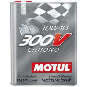 Motul Motoröl 300V Chrone 2 Liter 10W-40 100 Synthetisch-58894