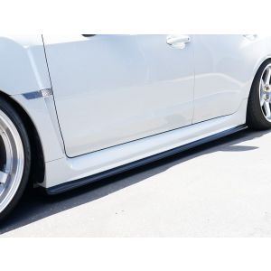 PU Design Seitenschweller CS Bottom Line Schwarz Polyurethan Subaru Impreza-60102