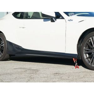 ABS Dynamics Seitenschweller Schwarz ABS Plastik Subaru,Toyota Pre Facelift-60108