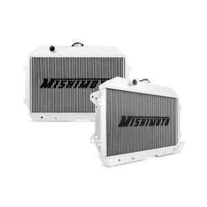 Mishimoto Kühler Silber Aluminium Nissan Datsun 240Z-60752
