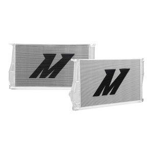 Mishimoto Kühler Performance Silber Aluminium BMW 1-serie,3-serie,Z4-60756