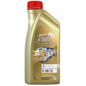 Castrol Motoröl Edge 1 Liter 0W-20-60822