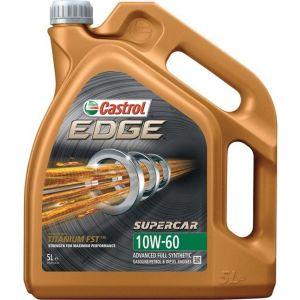 Castrol Motoröl Edge Supercar 5 Liter 10W-60-60829