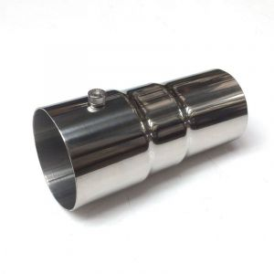 M2 Motorsport Geräuschdämpfer 60mm Edelstahl-64669
