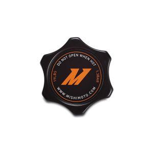 Mishimoto Kühlerdeckel Schwarz Aluminium-64848-BK