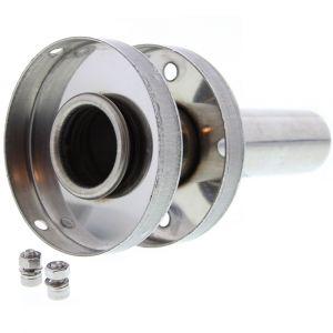 SRS Geräuschdämpfer G70 110mm Edelstahl-64908