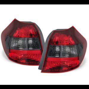 TYC Rückleuchten Rotes Glas Getöntes Glas BMW 1 Serie-64951