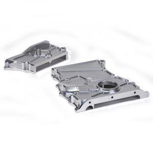 Skunk2 Abdeckung Steuerkette Silber Aluminium Honda Accord-57224