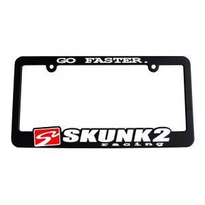 Skunk2 Kennzeichenhalter Go Faster-57234