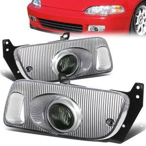 SK-Import Nebelscheinwerfer Getöntes Glas Honda Civic-79481