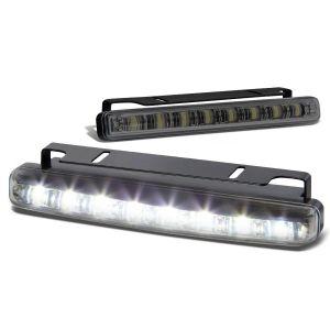 SK-Import Vorne Nebelscheinwerfer 8 LEDs Getöntes Glas-79425