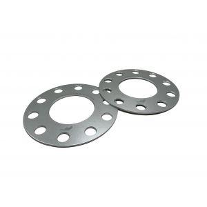 JR-Wheels Spurplatten JRWS1 Silber Aluminium-76725