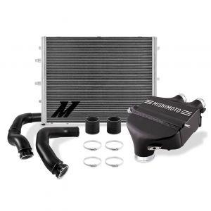 Mishimoto Luft zu Wasser Intercooler Performance Power Pack Aluminium BMW 3-serie-76752