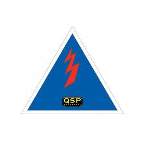 QSP Aufkleber Mainstream Cut-Off-53690