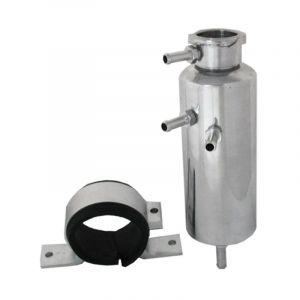 QSP Entlüftungstank Cooling Water Silber 500ml 60mm Aluminium-53186