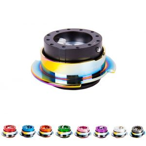 NRG Innovations Schnellverschluss Ball-Lock System Aluminium-77587