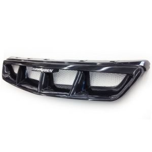 SK-Import Grill Mugen Style Schwarz ABS Plastik Honda Civic Pre Facelift-30522