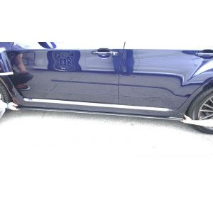 PU Design Seitenschweller STI S206 Bottom Line Schwarz Polyurethan Subaru Impreza-55513