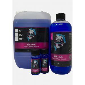 Racoon Car Shampoo Blue Shark Gloss Blau-77411