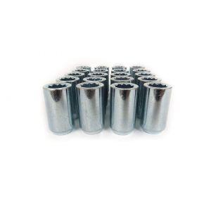 SK-Import Radmuttern Star Silber Stahl M14x1.5-60521
