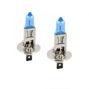 MegaWhite Halogenlampen Weiss H1-42062
