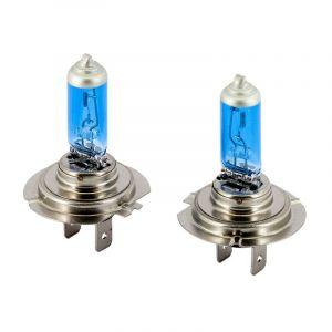 MegaWhite Halogenlampen Weiss H7-42066