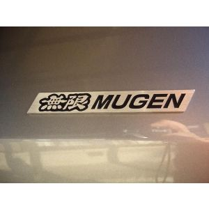 SK-Import Aufkleber Mugen Style 45 Grad-57684